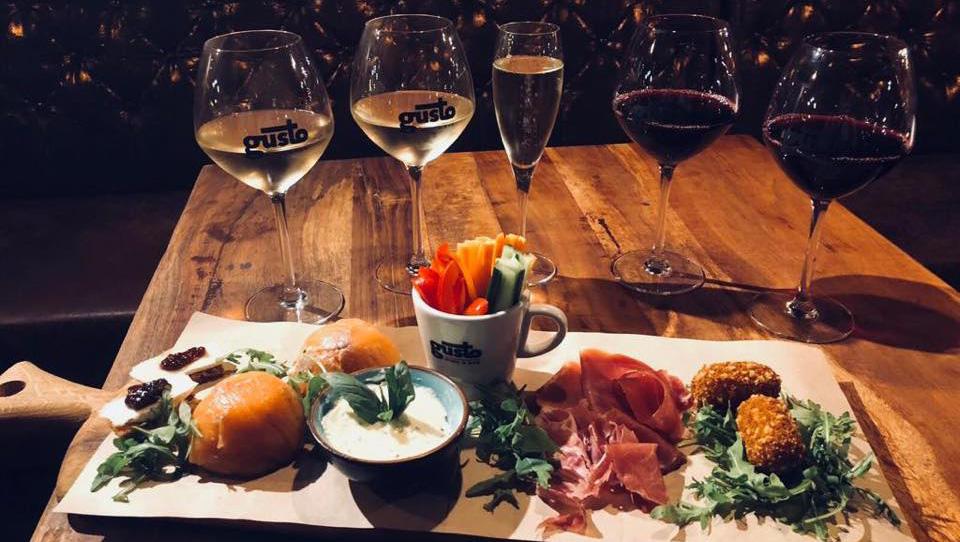 High Wine € 25,- p.p.